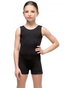 Комбинезон-майка гимнастический (хлопок)