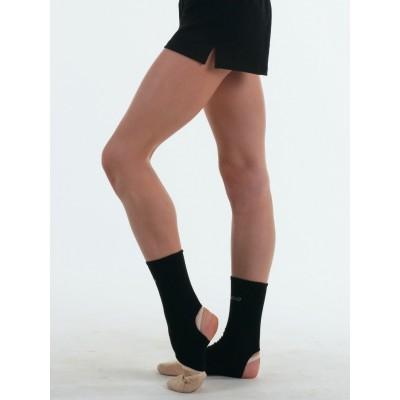 Гетры и голеностопы для танцев и гимнастики