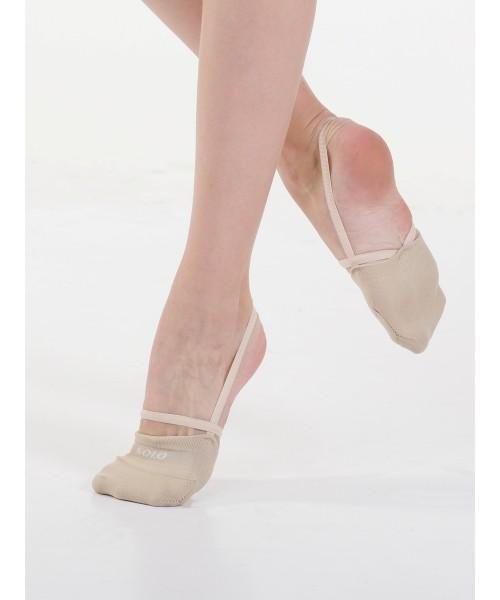 Полуносочки для гимнастики и танцев