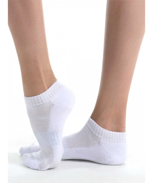 Носки спортивные низкие (махровый след)