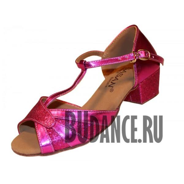 Туфли детские для бальных танцев в москве